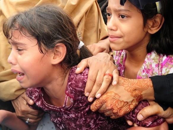 Karachi's Children of Conflict